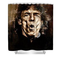 Mick. Shower Curtain
