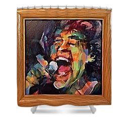 Mick Shower Curtain