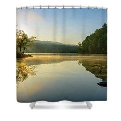 Morning Dreams Shower Curtain