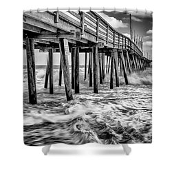 Mother Natures Power Shower Curtain