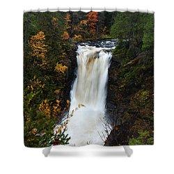 Moxie Falls Shower Curtain