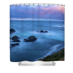 Multi Colored, National Recreation Area, Natural Parkland, Nature, Nature Reserve, Non-urban Scene,  Shower Curtain