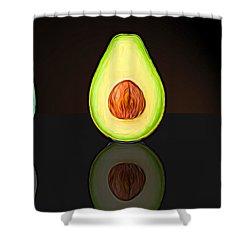 My Avocado Dream Shower Curtain