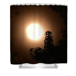 My Hunters Moon Shower Curtain