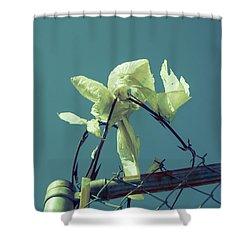 My Neighborhood Shower Curtain