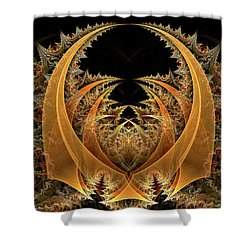 Nahum Shower Curtain
