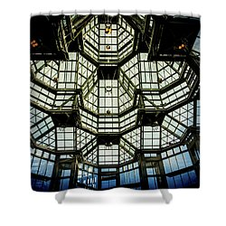 Glass Ceiling National Gallery Of Canada Shower Curtain