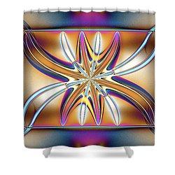Nehemiah Shower Curtain