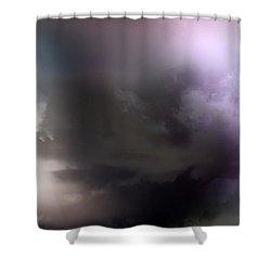 Nimmermehr Shower Curtain