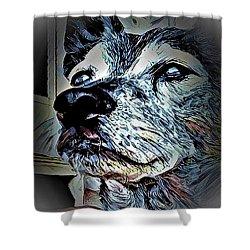 Noble Beast Shower Curtain