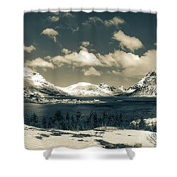 Nordland Shower Curtain