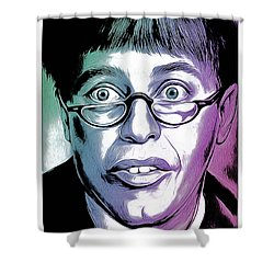 Nutty Professor Shower Curtain