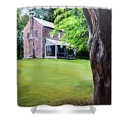 Oconee Station Shower Curtain