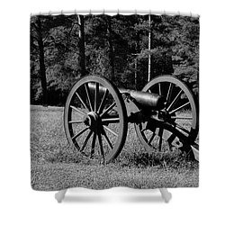 Of Years Gone By Shower Curtain