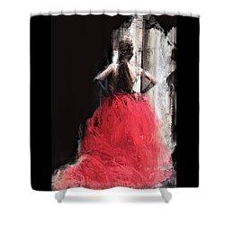 Opening Night Shower Curtain