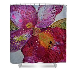 Orchid Passion I Shower Curtain