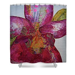 Orchid Passion II Shower Curtain