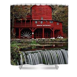 Ozarks Mill Shower Curtain