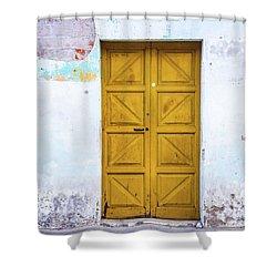 Patina Shower Curtain