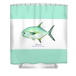 Permit Shower Curtain