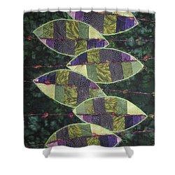 Persian Shield Shower Curtain