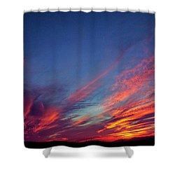 Superstition Vista Shower Curtain