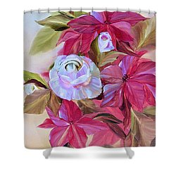 Promise Of Hope Shower Curtain