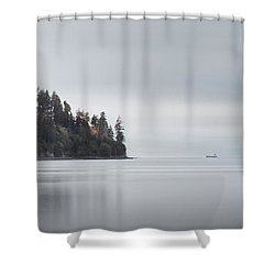 Brockton Point, Vancouver Bc Shower Curtain