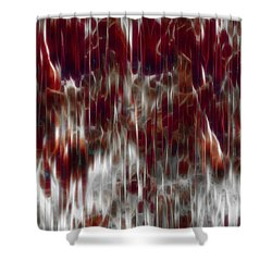 Psalm 34 18. A Contrite Spirit Shower Curtain
