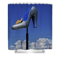 Shower Curtain featuring the photograph Pump by Skip Hunt