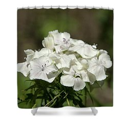 Pure Still Life Shower Curtain