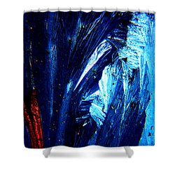 Quenching The Desire Shower Curtain