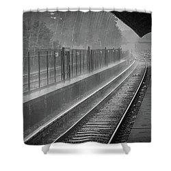 Rainy Days And Metro Shower Curtain