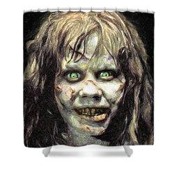 Regan Macneil Shower Curtain