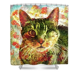 Roo My Only Sunshine Shower Curtain