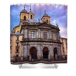 Royal Basilica Of San Francisco El Grande Shower Curtain