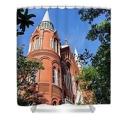 Sacred Heart Cultural Center- Augusta Ga 1 Shower Curtain