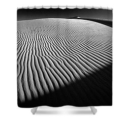 Sahara Dune IIi Shower Curtain