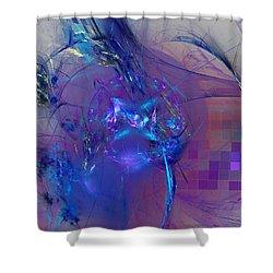 Sanapia Shower Curtain
