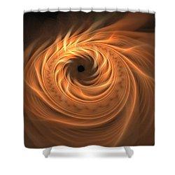 Sands Of Shallazar Shower Curtain