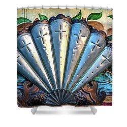 Santo Nino De Atocha Chapel Detail Shower Curtain