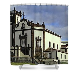 Shower Curtain featuring the photograph Sao Pedro by Tony Murtagh