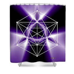 Sb-soul-portrait Shower Curtain
