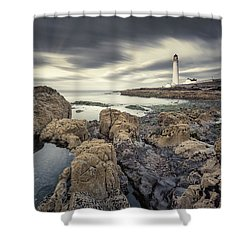 Scurdie Ness 1 Shower Curtain