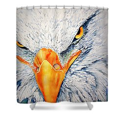 Seahawk Shower Curtain