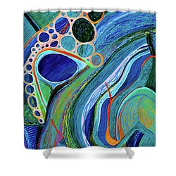 Serendipity Shower Curtain