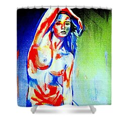 Tranquil Moment Shower Curtain