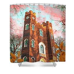 Severndroog Castle Shower Curtain
