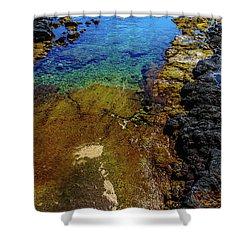 Shore Colors Shower Curtain