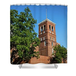 Sibley Mill Augusta Ga Shower Curtain